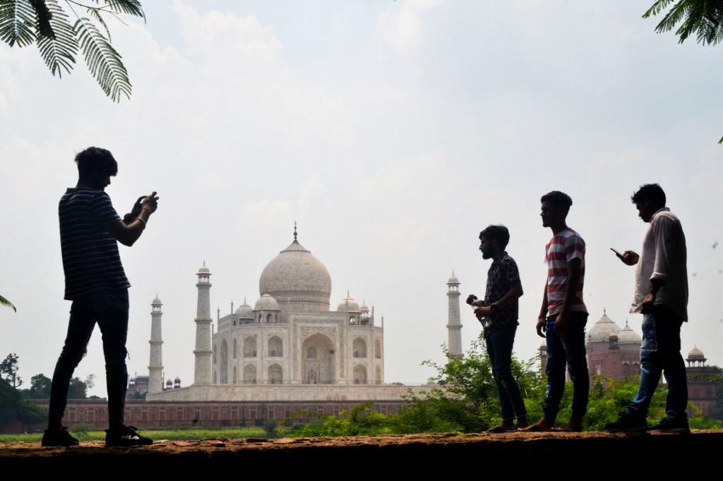 Taj Mahal to reopen even as virus rages in India - Plataforma Media