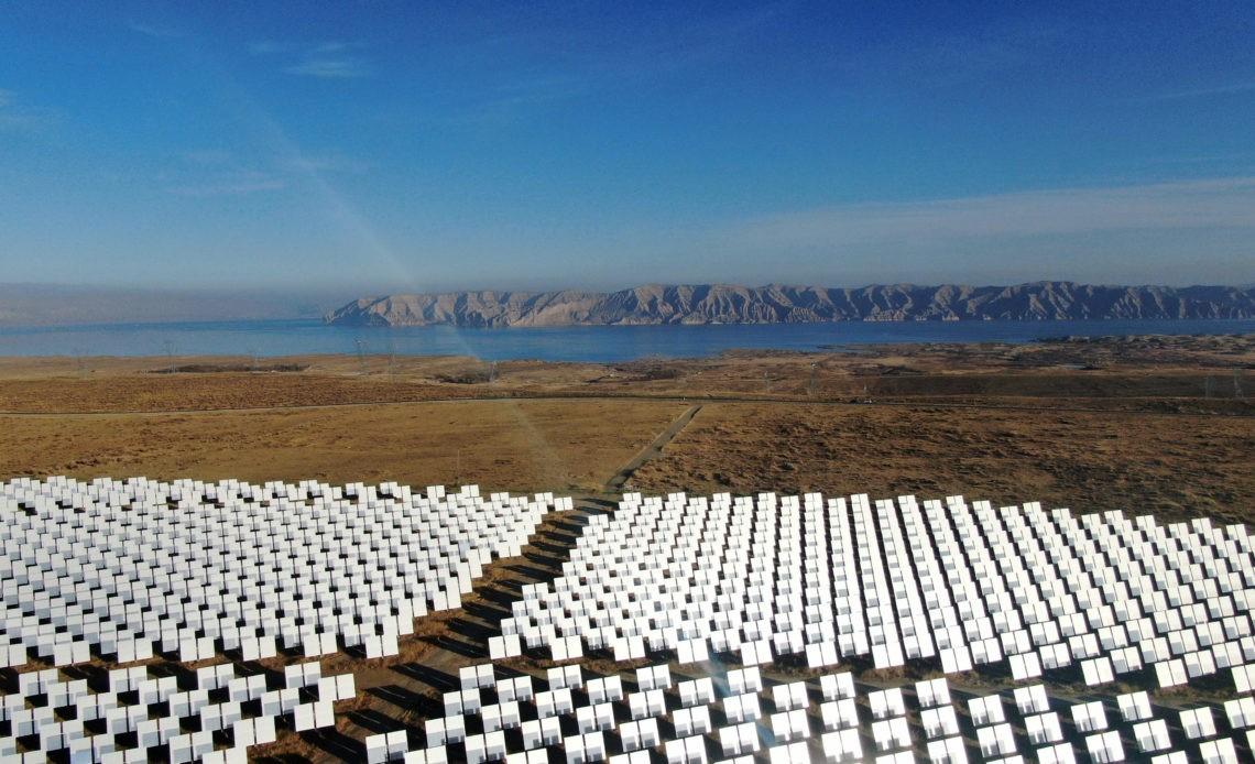 China Green Energy